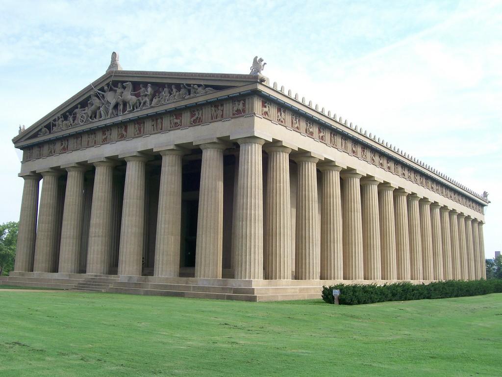 © Centennial Park & The Parthenon, Stephen Yeargin/Flickr
