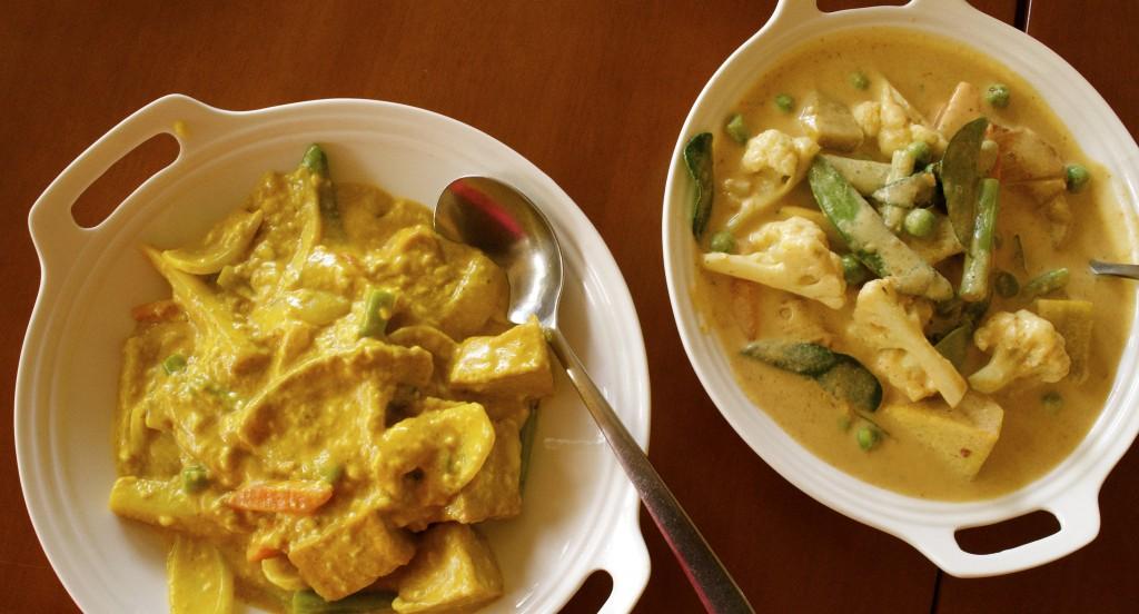 8 Irresistible Vegetarian Thai Dishes