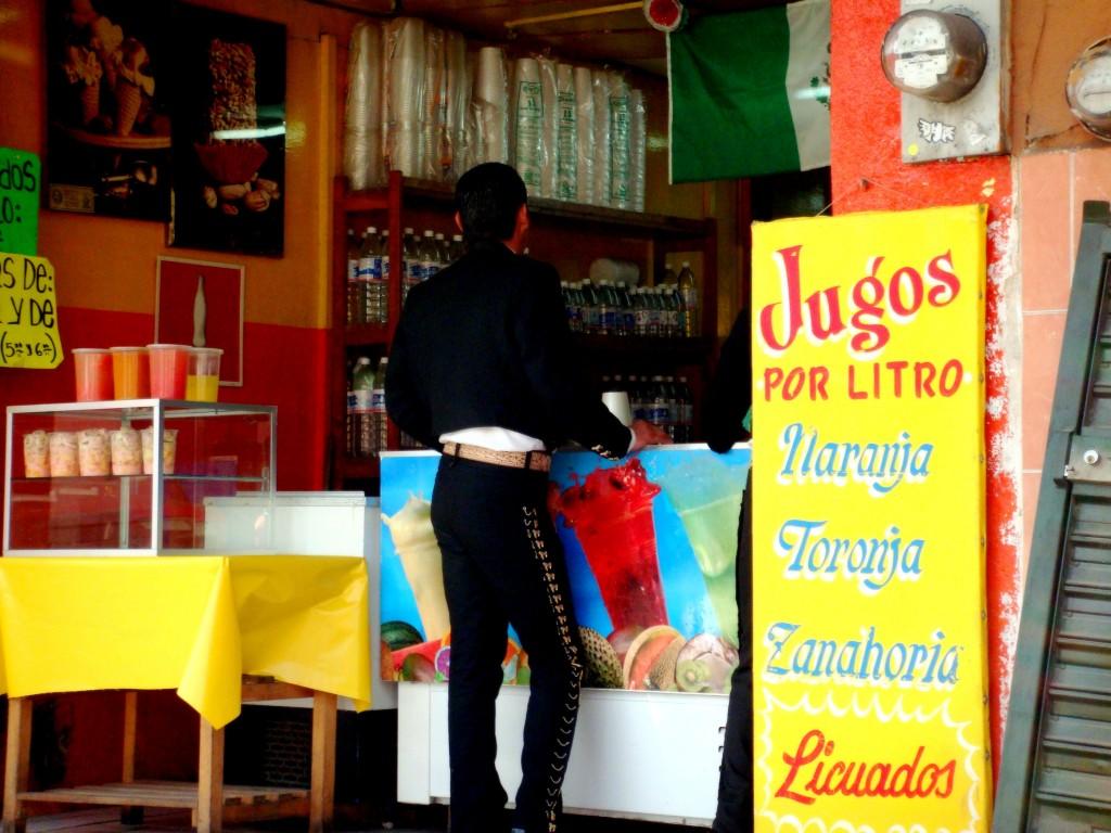 Juguería de la calle | © Victor Pineda/Flickr
