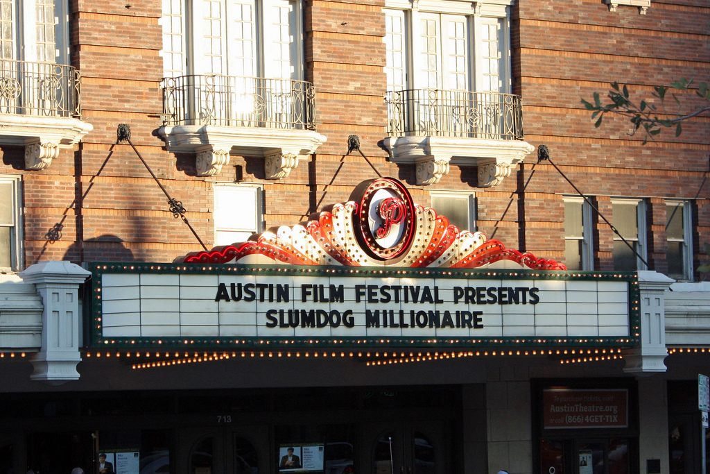 Austin Film Festival © Beau/Flickr