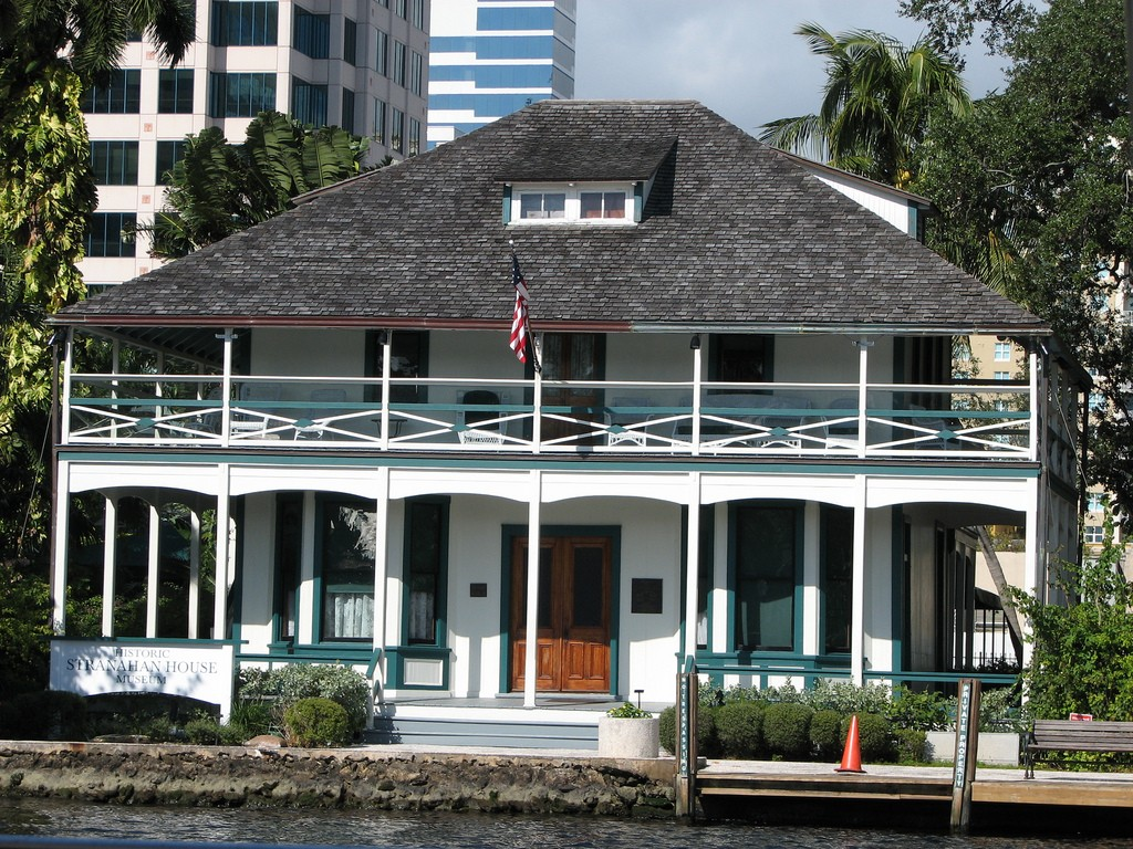 The Stranahan House, Fort Lauderdale | Courtesy of Jay Clark/Flickr