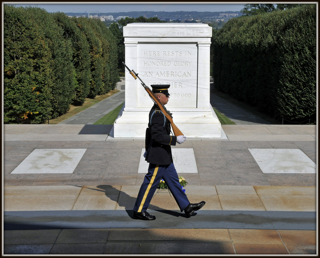 © Tony Fischer/Tomb Of The Unknowns/Flickr