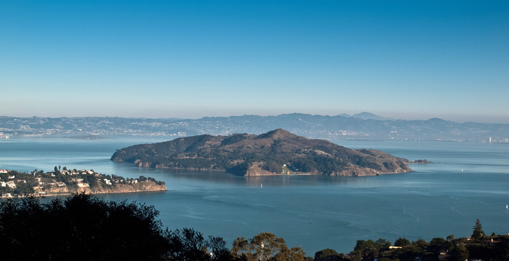 Angel Island © Franco Folini/Flickr
