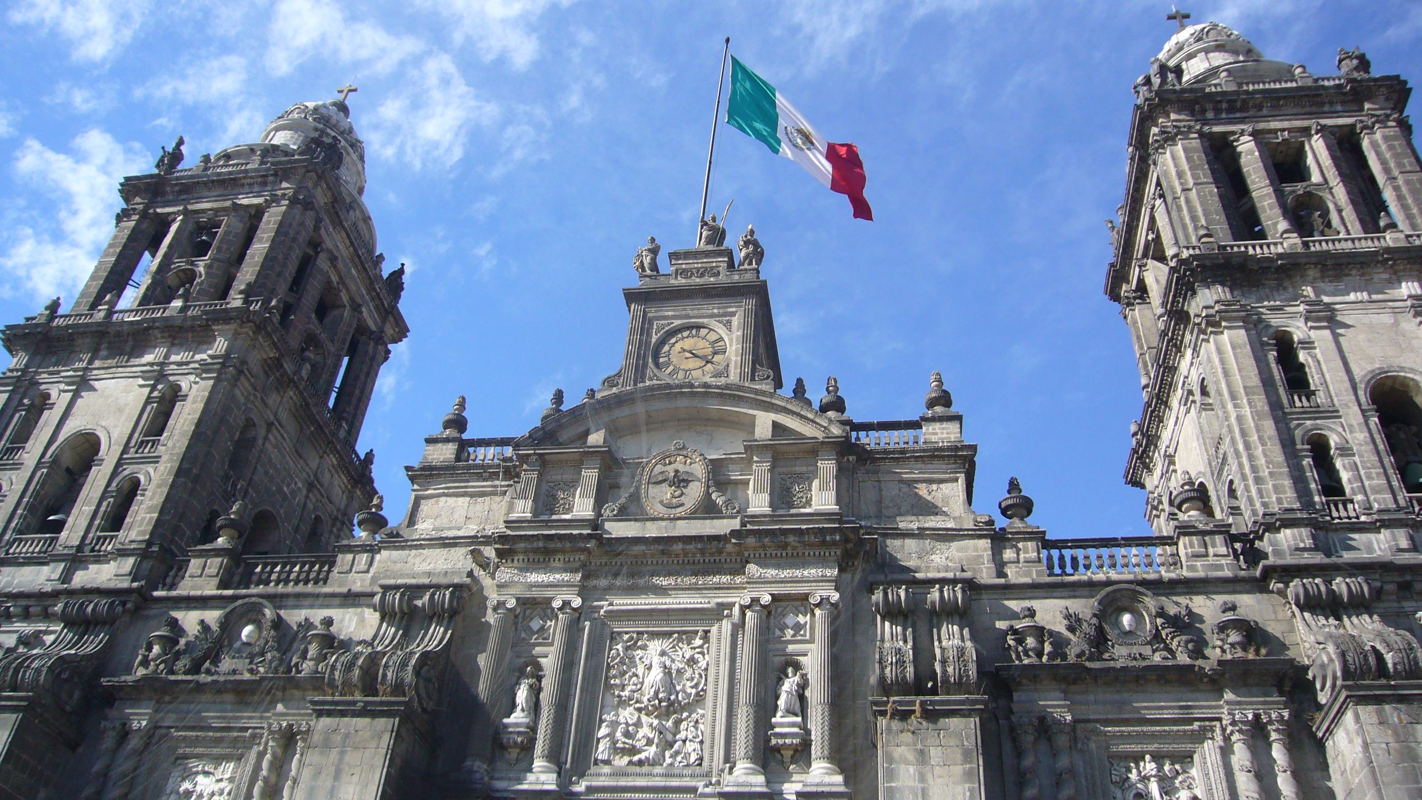 What Is A Roman Tub >> Itinerary: Mexico City In 5 Days