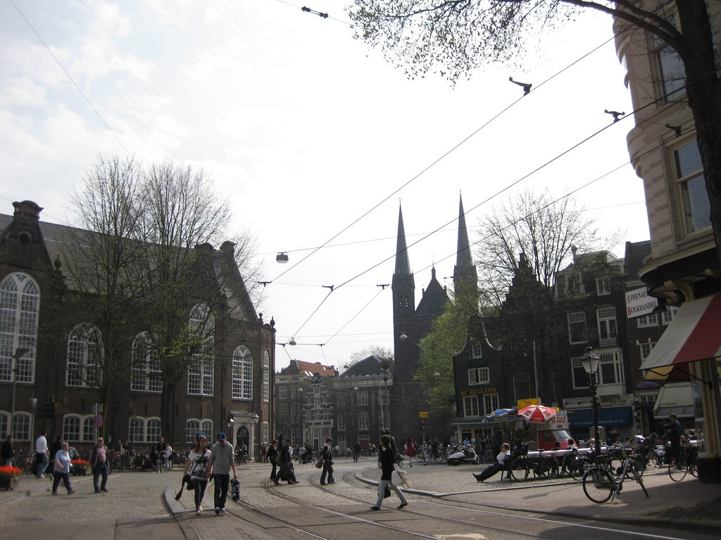 Spui | © a Bean fan / Flickr