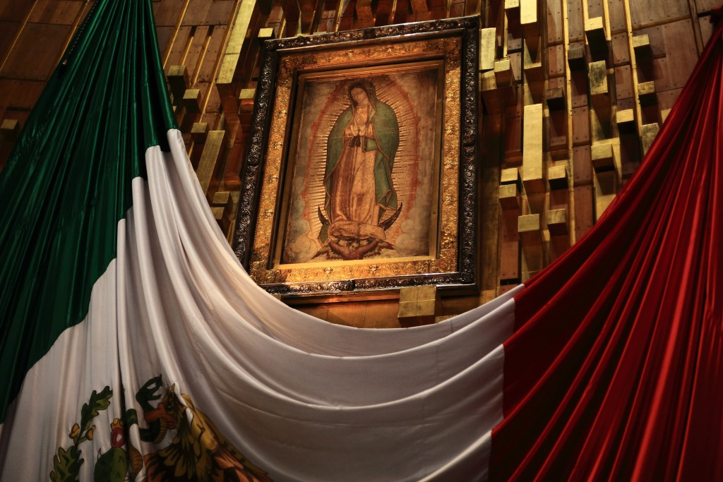 Virgen de Guadalupe | © Esparta Palma/Flickr