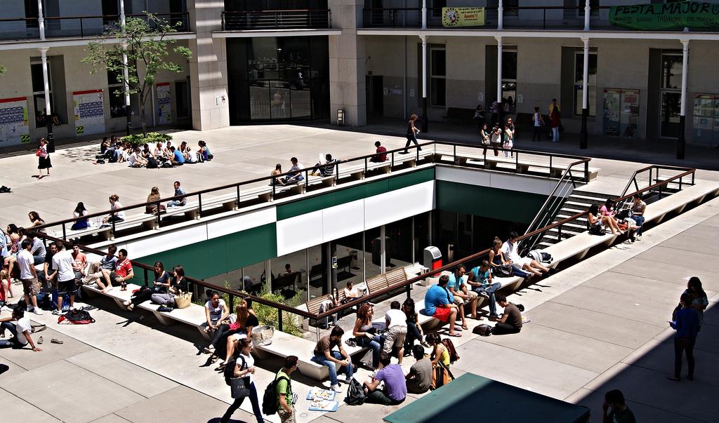 The UPF campus   © Teresa Grau Ros