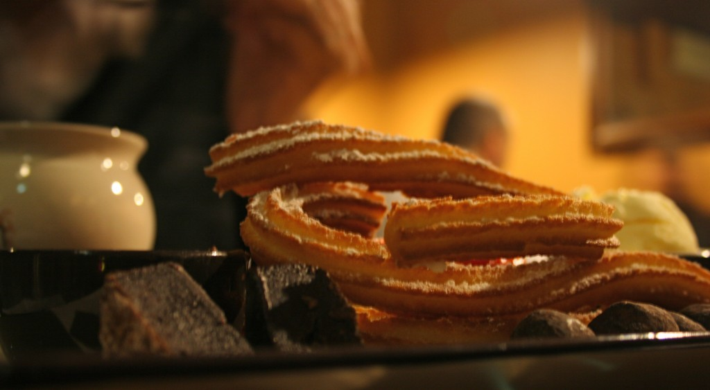 Churros | © evilhayama/Flickr