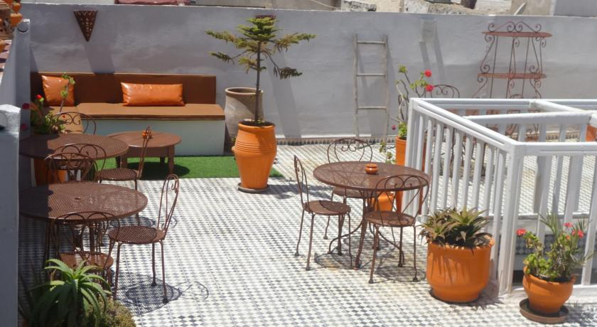 Riad Orange et Cannelle in Essaouira © Riad Orange et Cannelle