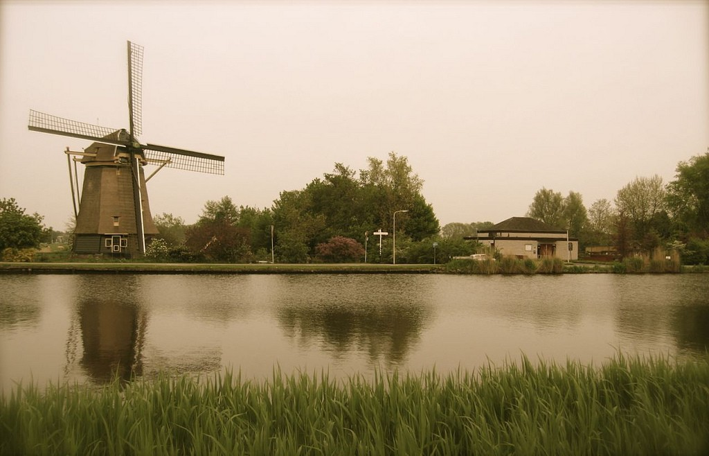 Amstel River | © Alvaro Yanguas / Flickr