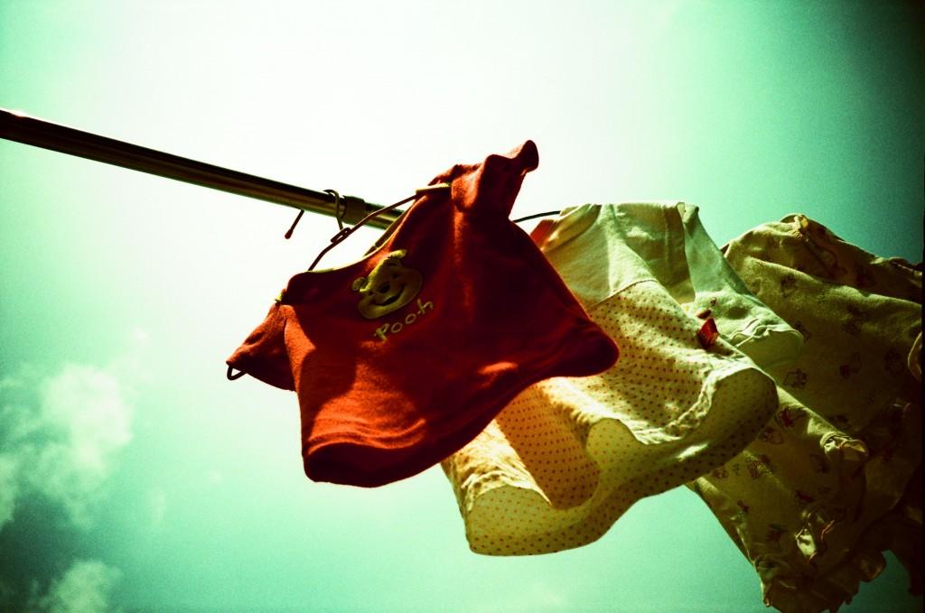 Baby Clothes | © cliffchen1973/Flickr