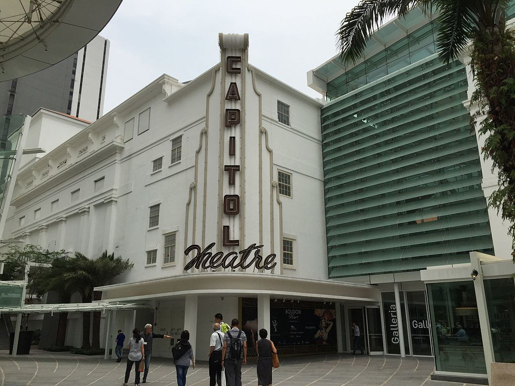 Singapore's Art Deco Architecture In 6 Buildings