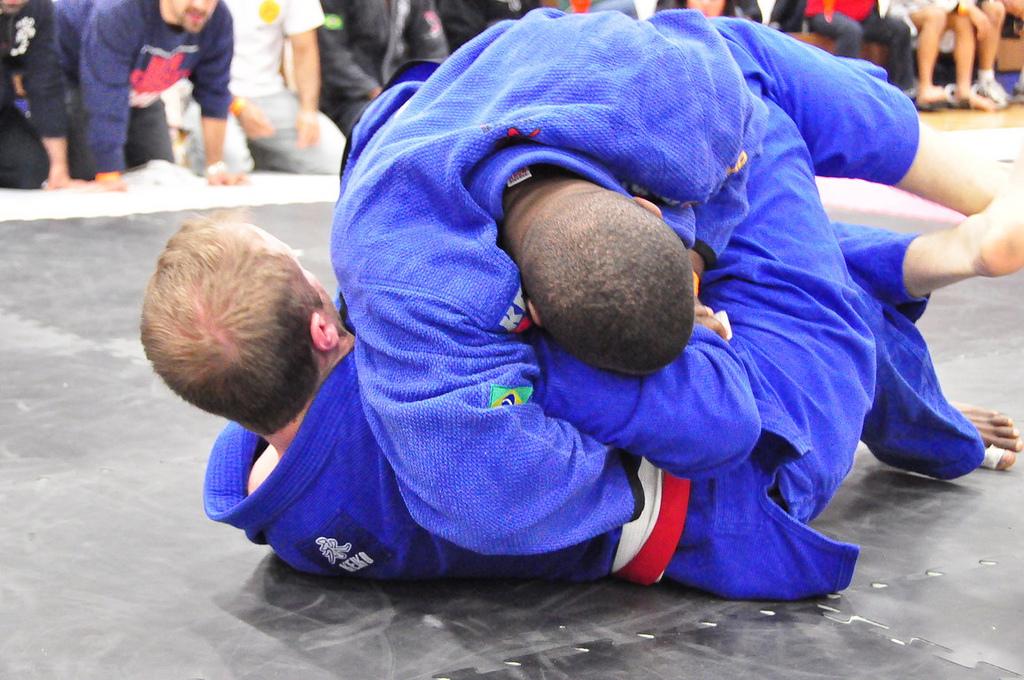 Brazilian Jiu Jitsu  © MartialArtsNomad.com/Flickr