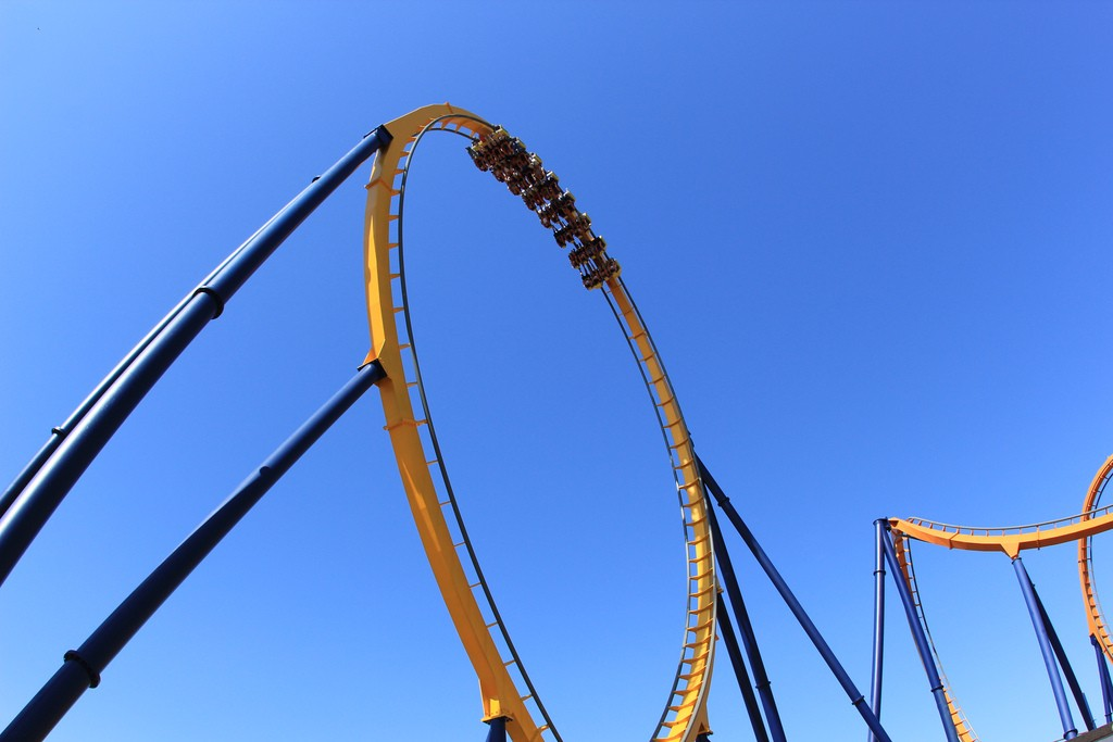 Dominator in King's Dominion | © anokarina/Flickr