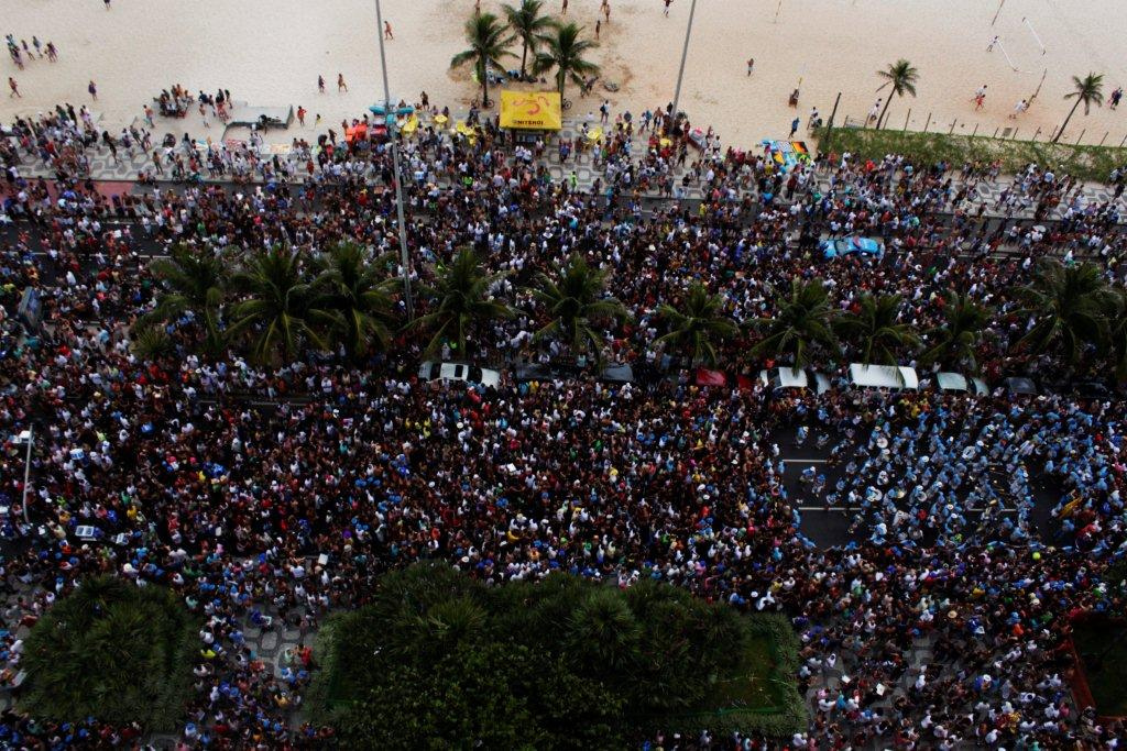 Banda de Ipanema at Carnival |© PSI_Ipanema/Flickr