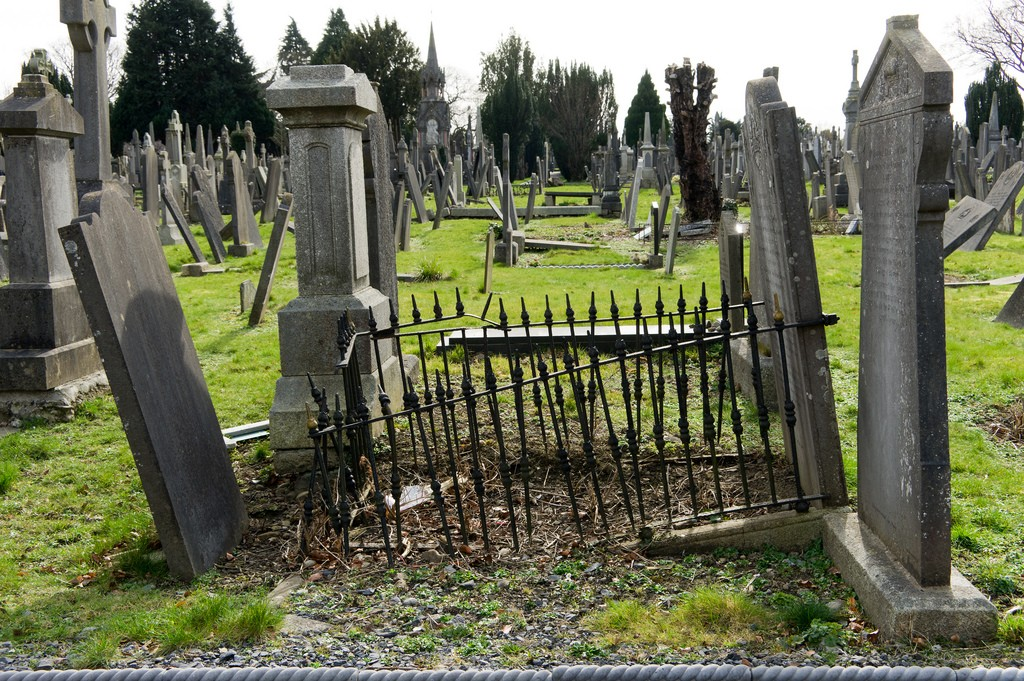 Glasnevin Cemetery | © William Murphy/Flickr