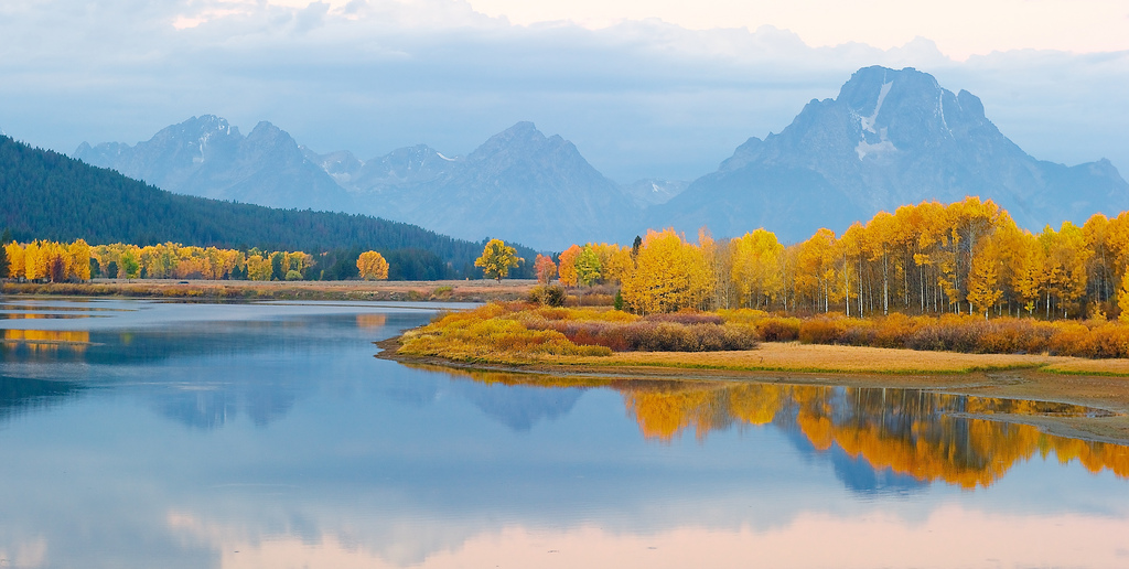 Jackson Hole | © Larry Johnson/Flickr