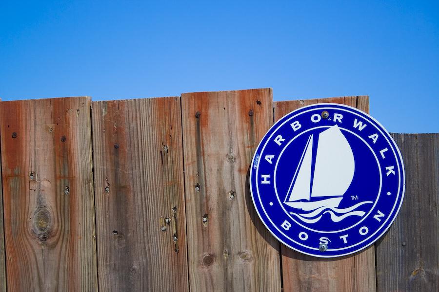 Harborwalk markers | ©Matt Laskowski/Flickr