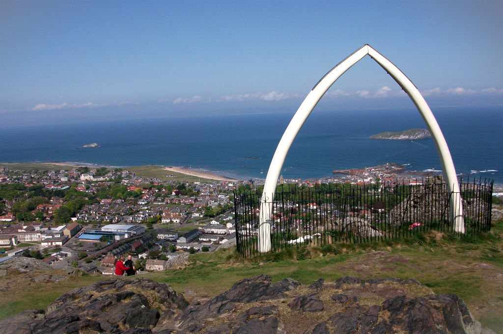 North Berwick Law | © BScar23625/Flickr
