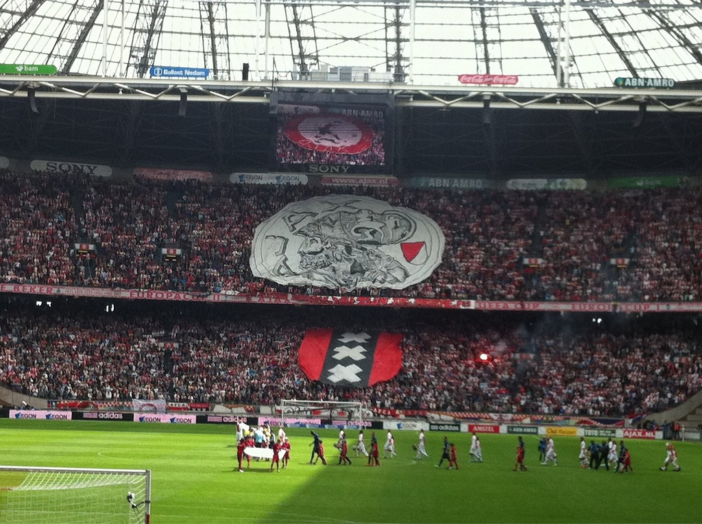 Ajax at home | © Ungry Young Man / Flickr