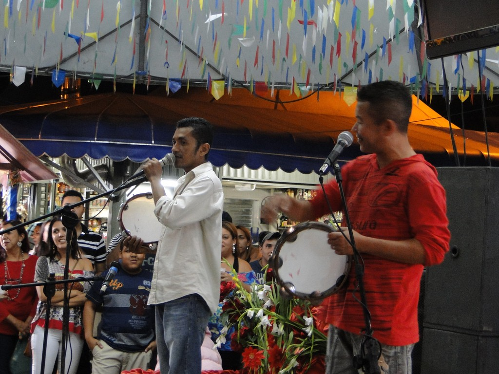 Live music at the fair |© Rodrigo Soldon 2/Flickr