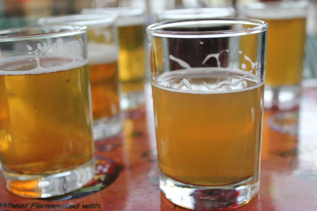 Cold, refreshing beers |© Quinn Dombrowski/Flickr