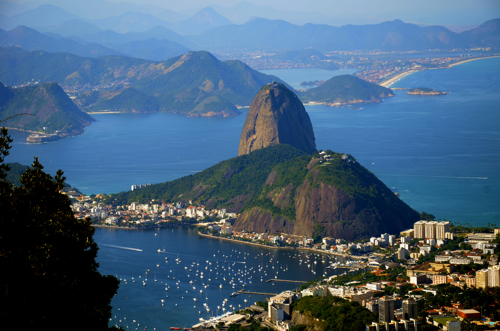 The sugarloaf mountain | ©Rodrigo Soldon 2/Flickr