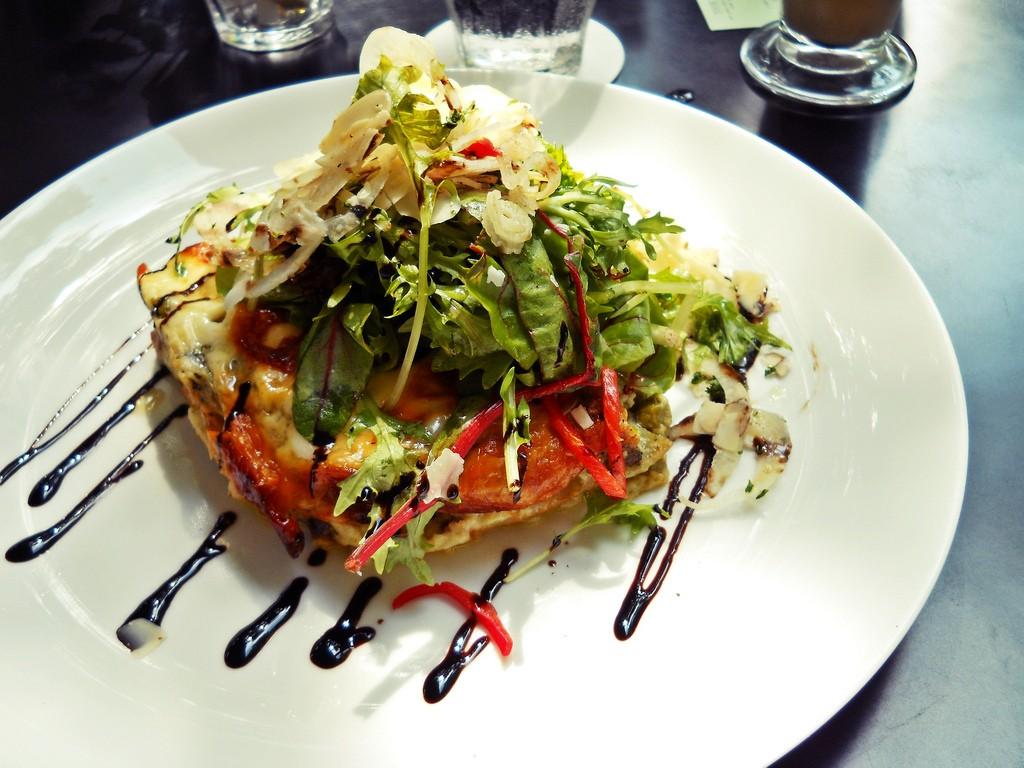 vVegetarian dishes  © La Melodie/Flickr