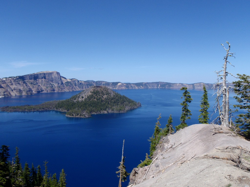 Crater Lake | © Rebecca Shiraev/Flickr