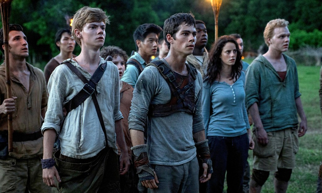 The Maze Runner cast | © 20th Century Fox