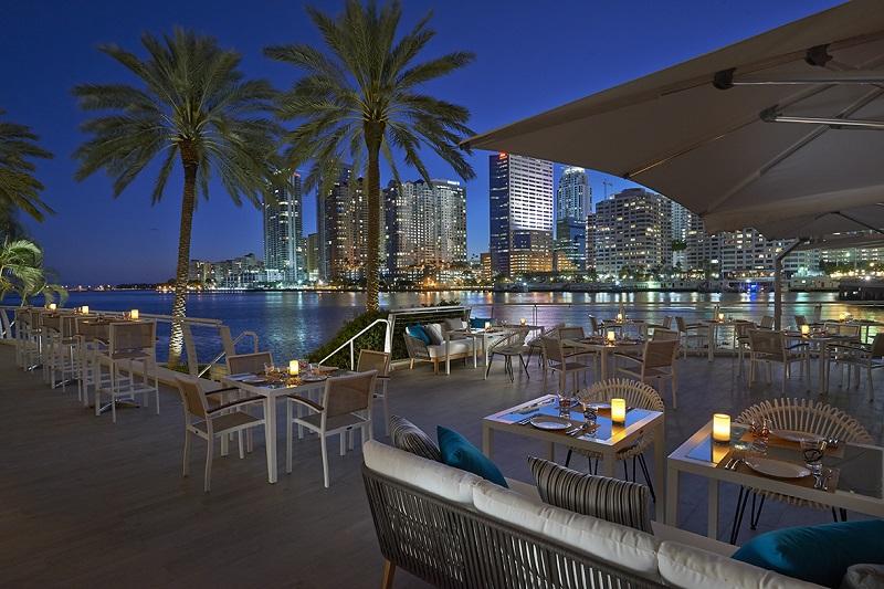 La Mar by Gaston Acurio at the Mandarin Oriental Miami: Courtesy Photo | The Mandarin Oriental Miami