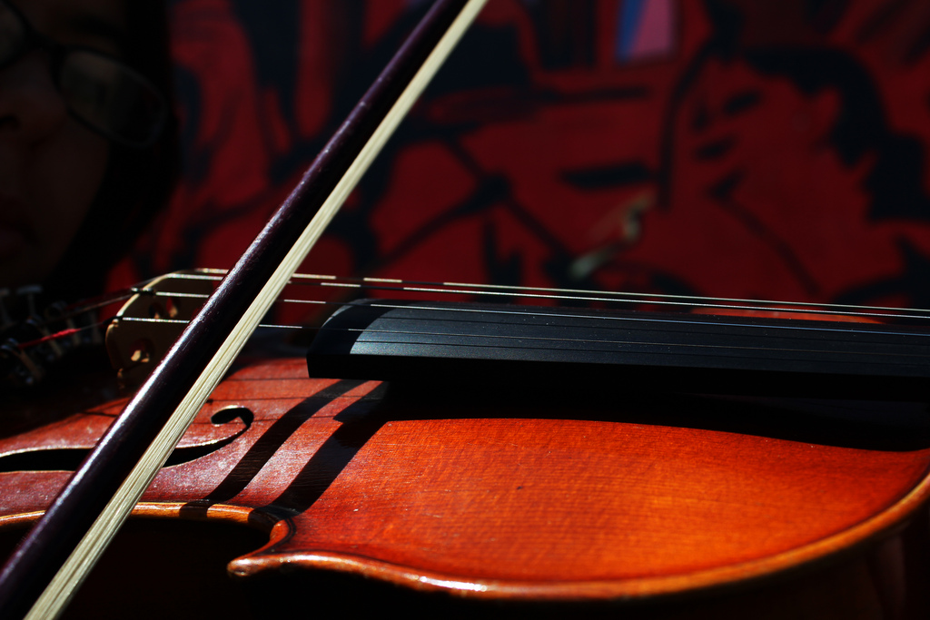 Violin | © Rocky Lubbers/Flickr