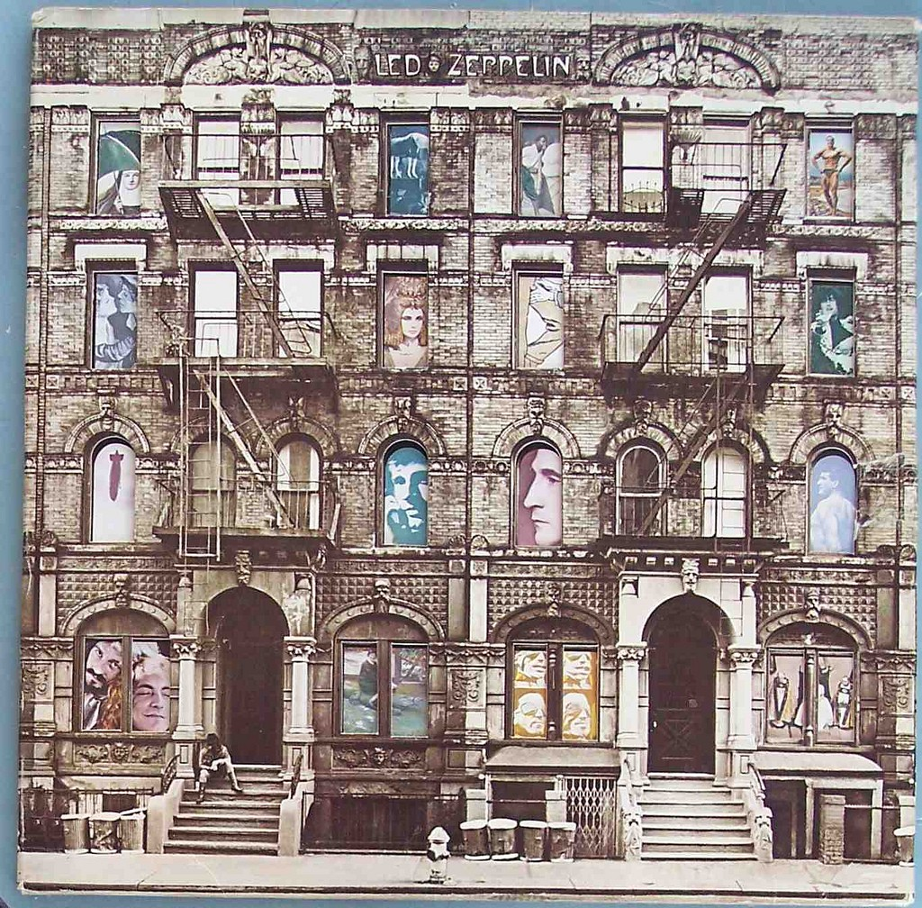 Physical Graffiti album cover | © Chris Drumm, Flickr