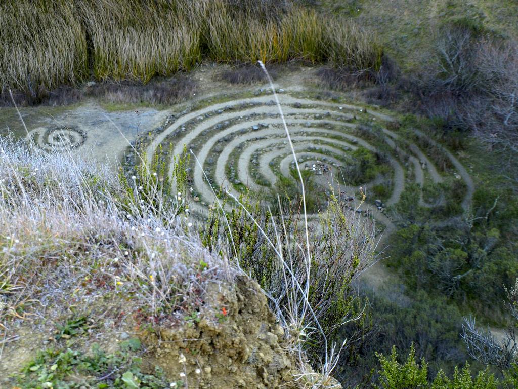 Sibley Labyrinth © PunkToad/Flickr