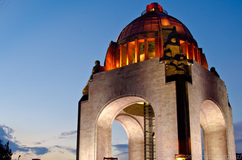Monumento a la Revolución | © Argonz/Flickr