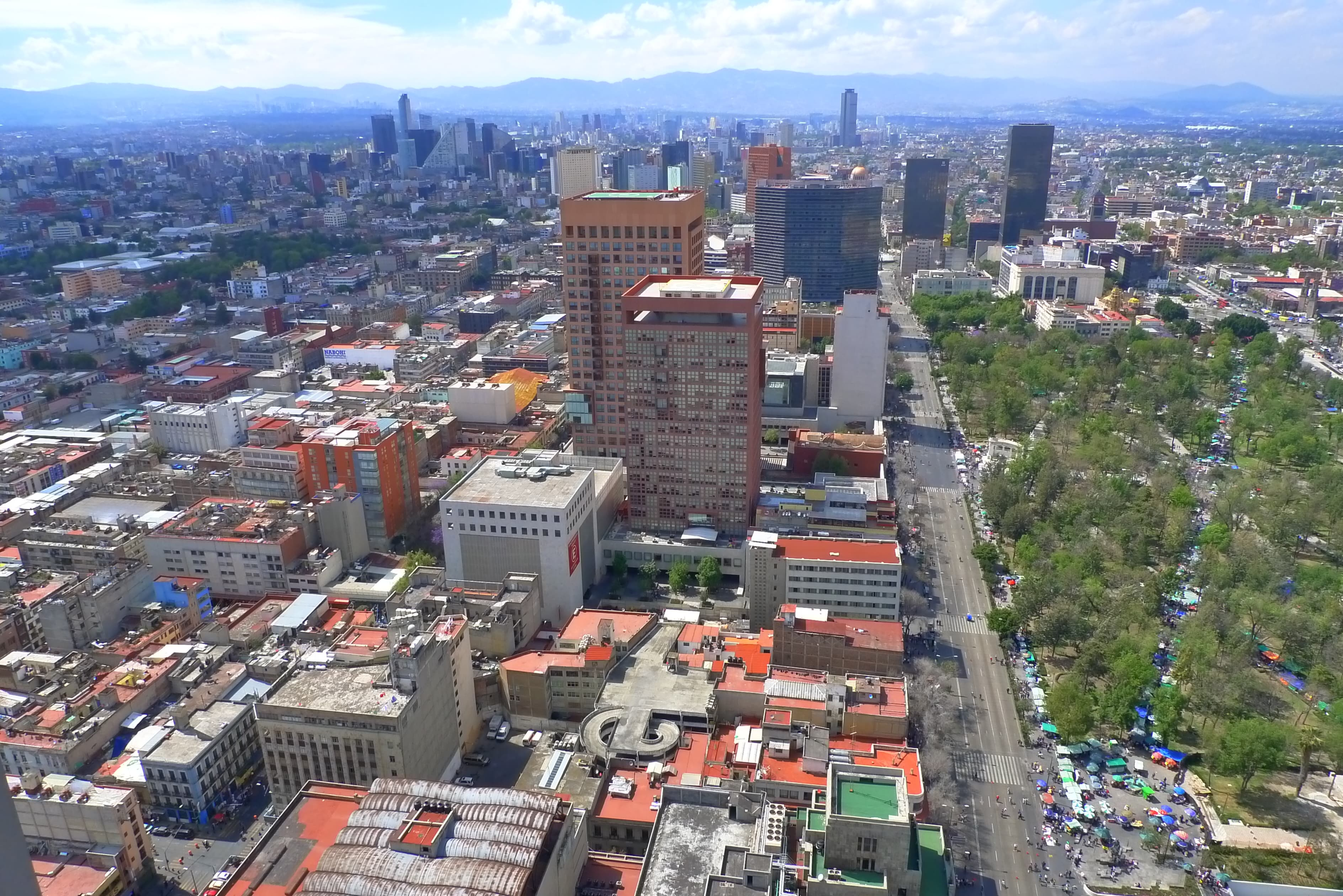 How to visit mexico city in five days panamericanworld for Where to stay in mexico city