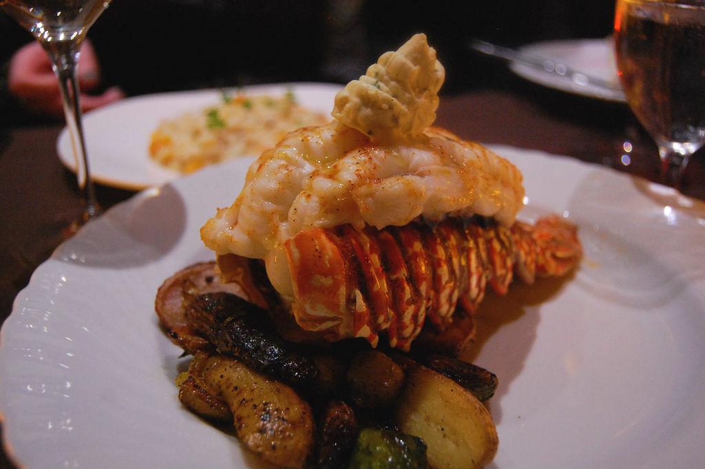 Lobster Foie Gras Butter | © stu_spivack/Flickr