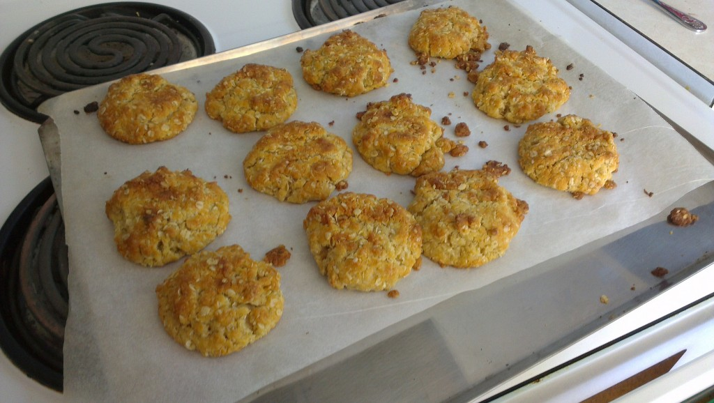Anzac biscuits   © Br3nda / Flickr