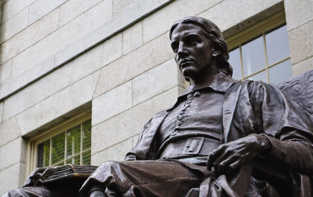 John Harvard Statue  ©InSapphoWeTrust/Flickr