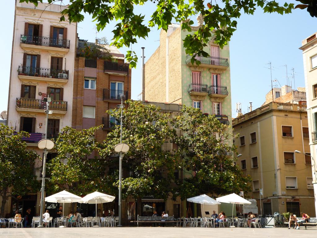 The Plaça del Sol | © Oh-Barcelona.com