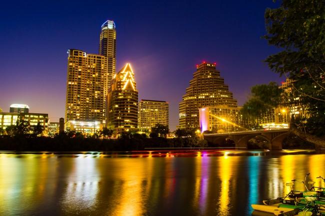 Downtown Austin © Stuart Seeger/Flickr