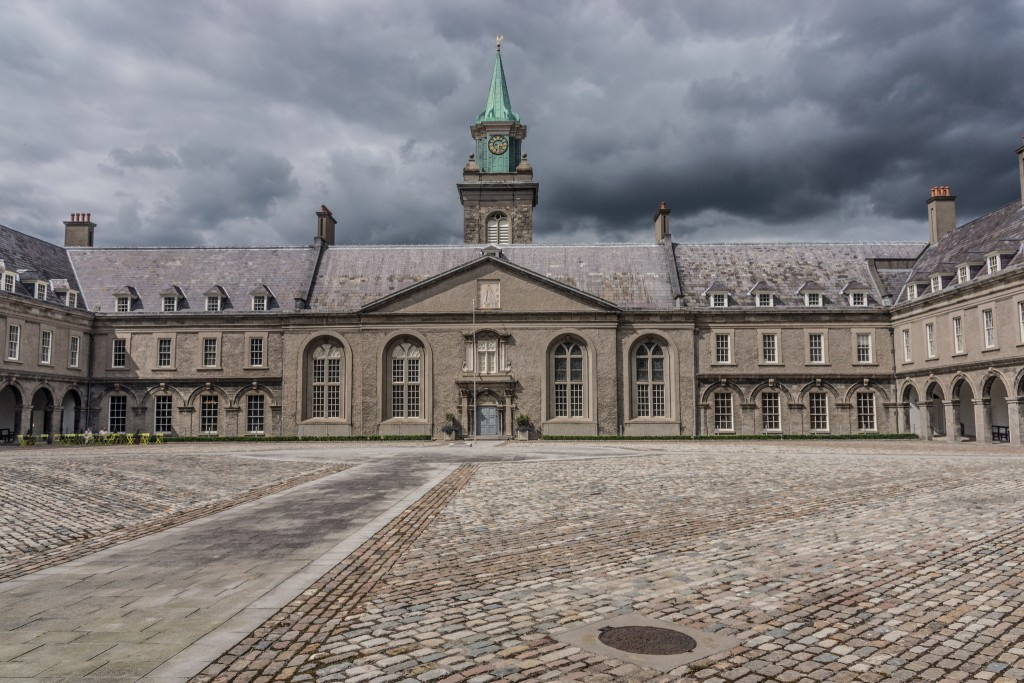 Royal Hospital Kilmainham, Dublin | © William Murphy/Flickr