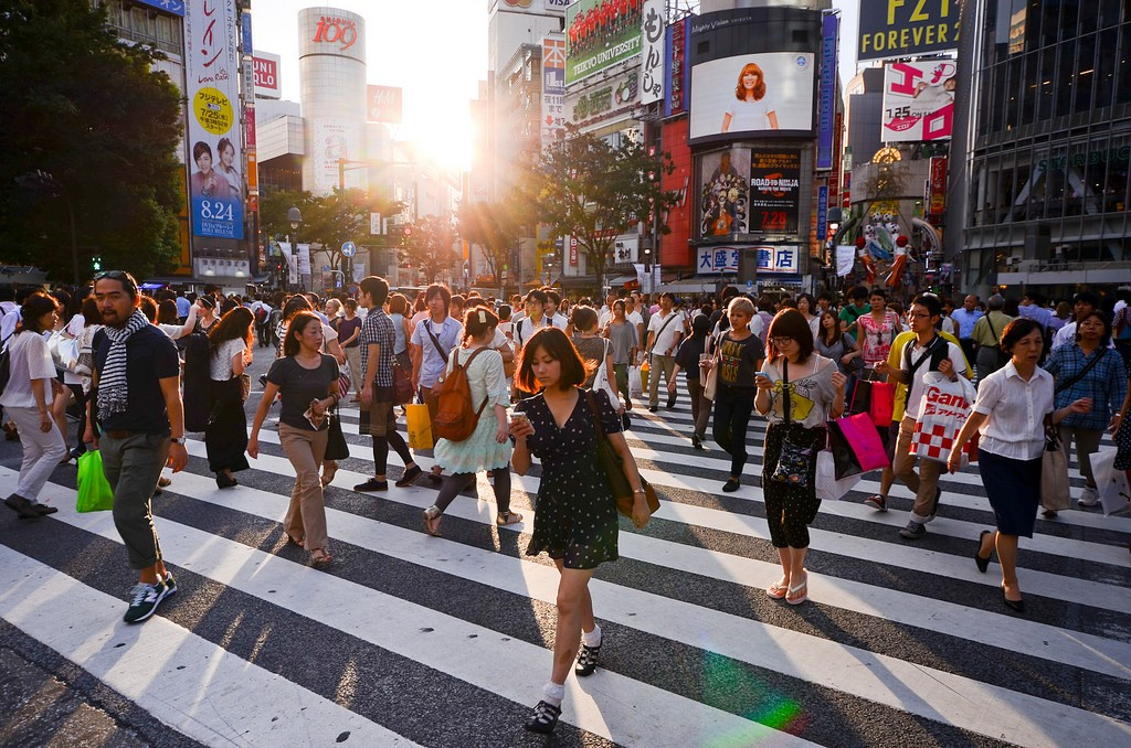 Early morning at Shibuya Crossing | © Candida.Performa/Flickr