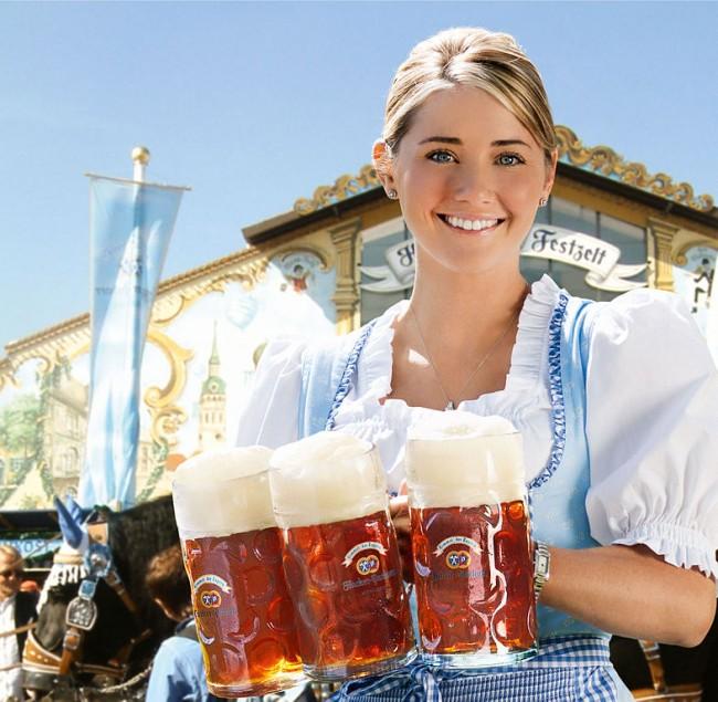 Oktoberfest | © Markburger83/WikiCommons