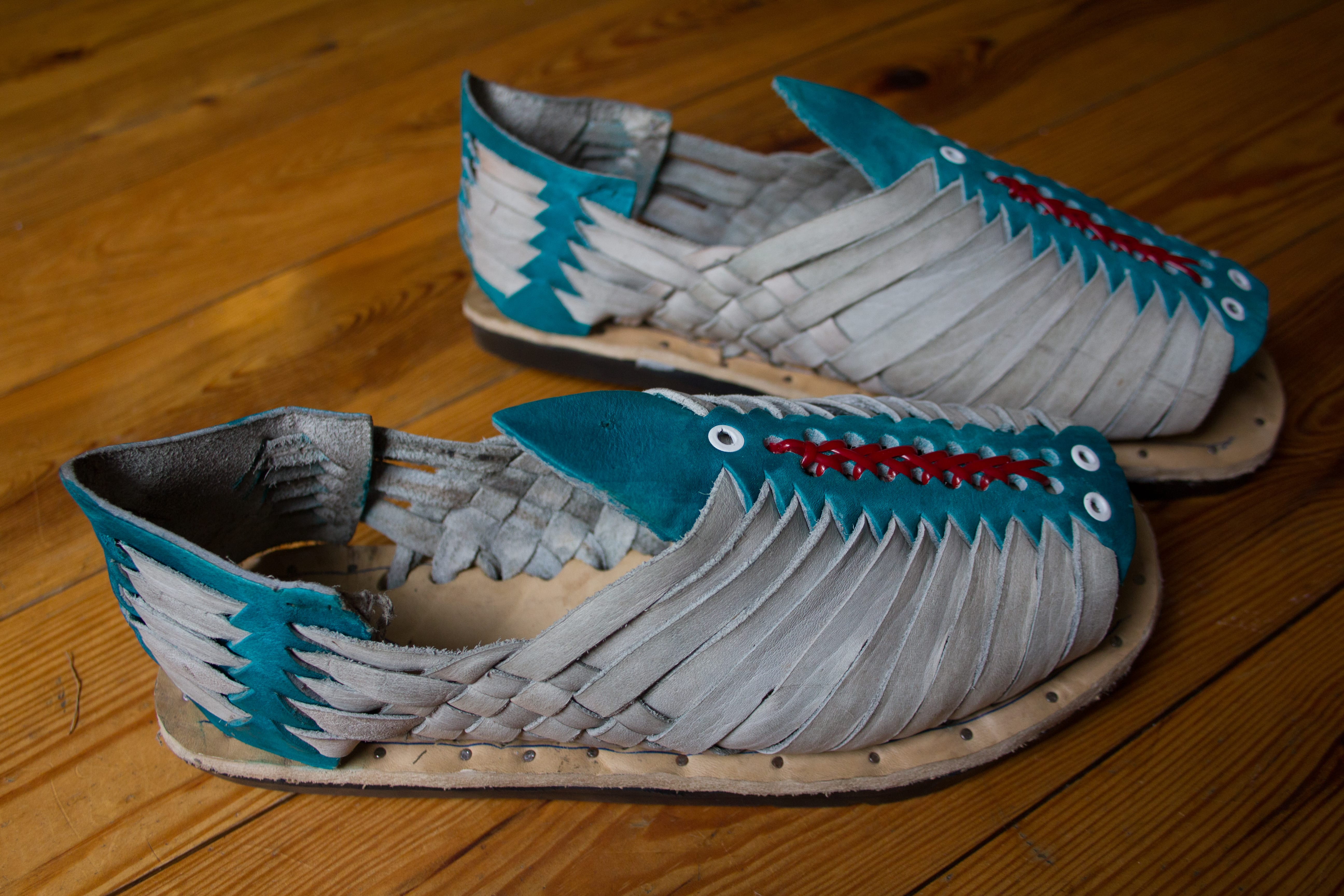 the best attitude c46d9 04dee Huarache: How Mexico's Ancient Sandal Evolved Into A Global ...