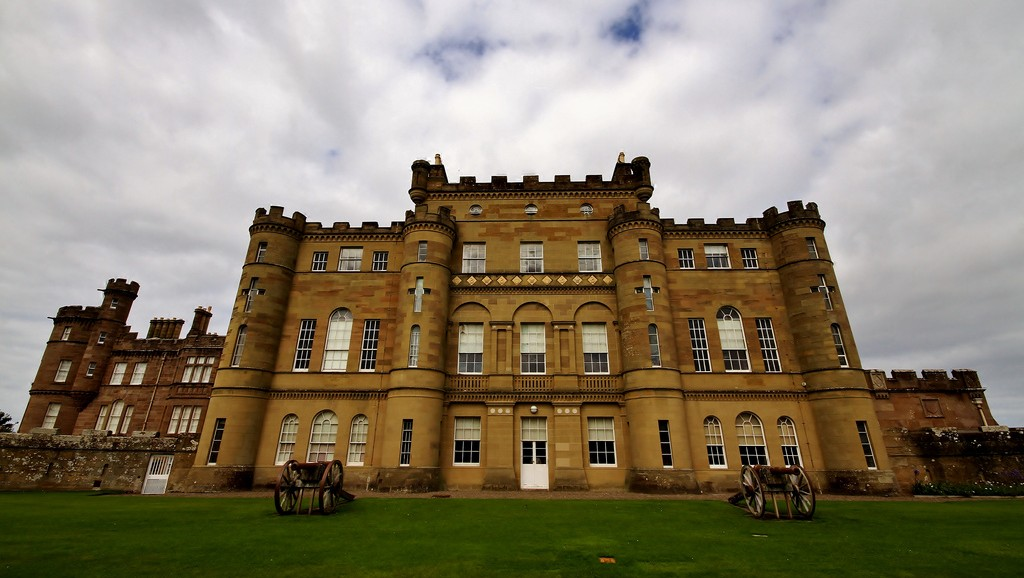 Culzean Castle | © andy muir/Flickr