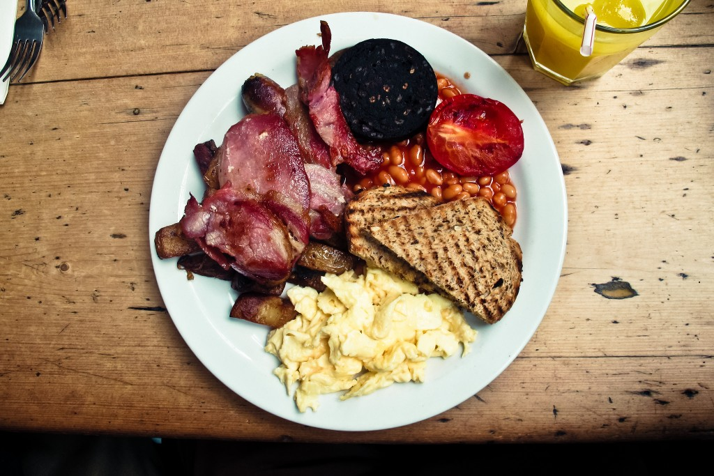 Lunchroom Downtown also serves full English breakfast | © Eddy Milford / Flickr
