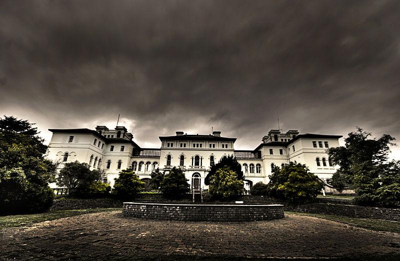Ararat Lunatic Asylum - Aradale Psychiatric Hospital © r Eldraque77/WikimediaCommons