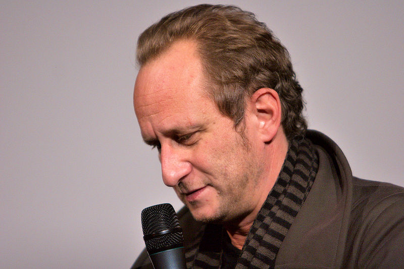 Poelvoorde at the presentation of his 2007 film Les Deux Mondes | © Dell'Aiera Pol/Wikimedia Commons