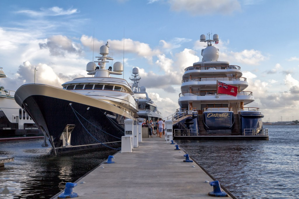 The Fort Lauderdale Boat Show will take place on November 9, 2016 | Courtesy of John Spade/Flickr